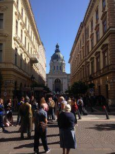 Budapest St.Stephens