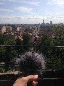Recording Zagreb
